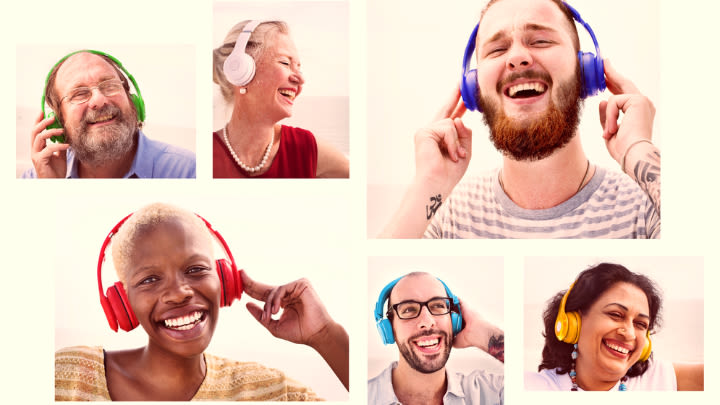 What music takes you back to a special time and place? Picture: Shutterstock.