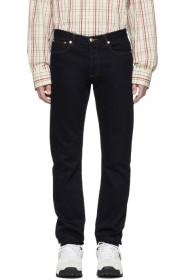 아페쎄 A.P.C. Indigo Petite Standard Jeans