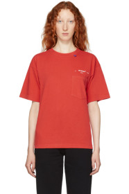 Red 80s Vintage T-Shirt
