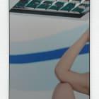 Darja Bajagić, W Thumbnail 7, 2012, UV print on aluminum, 17 1⁄2 × 11 in.