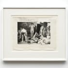 Deborah Turbeville, Untitled, 1974, B&W print, 12 × 16 in., (30.48 × 40.64 cm)