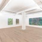 Gabriel Hartley, 2014, installation view, Foxy Production, New York