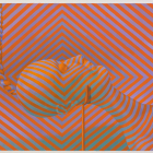 Sascha Braunig, Prop, 2012, oil on canvas over panel, 24 x 18 in. (61 x 45.7 cm.,) SB_FP2420