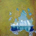 Synthetic Landscape (Iceberg)