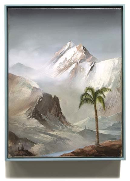 The Glacial Palm