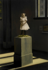 Emma Thompsonville, Artist Unknown, 2011, human being and mixed media, dimensions variable