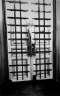 Untitled (Interior Front Door with Bars, 1938)