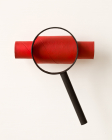 """Ricky Swallow """"Magnifying Glass with Pipe"""" 2011 patinated bronze"""