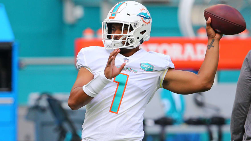 Are Dolphins Preparing To Start Tagovailoa Soon Yardbarker