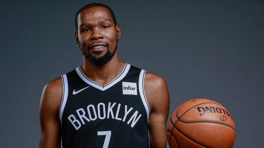 Kevin Durant S Height Changes To 6 Foot 10 After Nba Crackdown Yardbarker