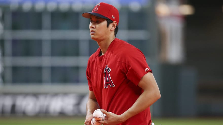 Angels GM reveals how new rule change will help Shohei Ohtani