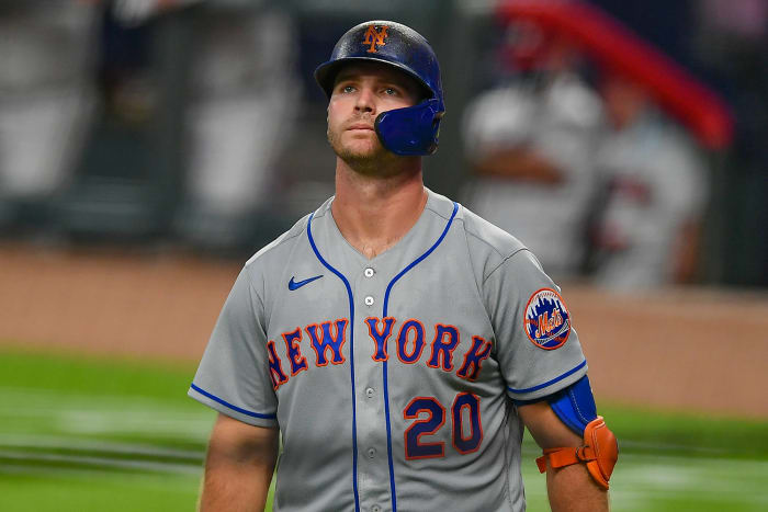 Pete Alonso will enter 2021 with something to prove