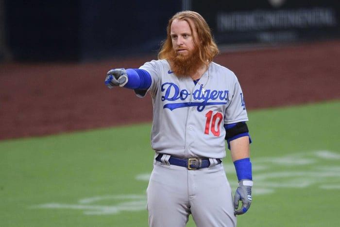 35: Justin Turner, 3B, Dodgers