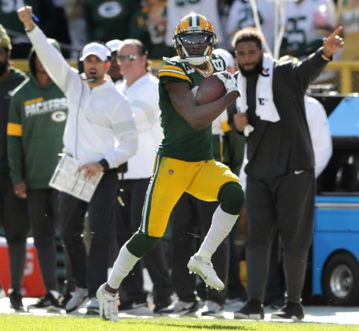 Green Bay Packers: Receivers
