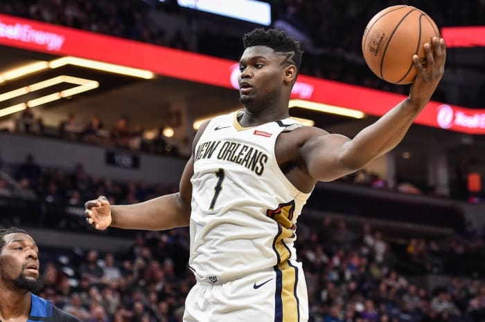 New Orleans Pelicans: Zion's first playoff run
