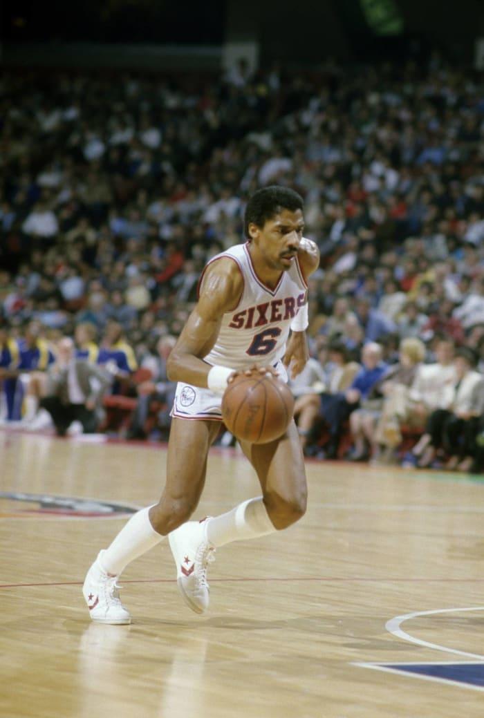 Julius Erving dazzles in 1984
