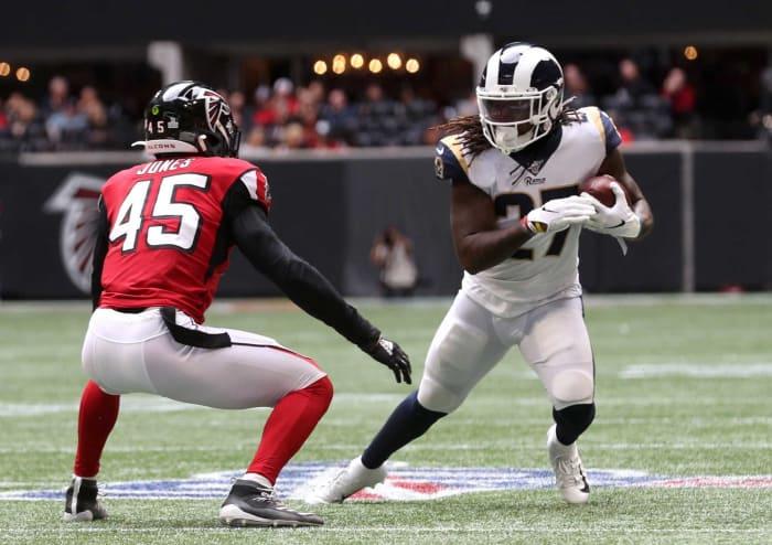 Los Angeles Rams: Running back