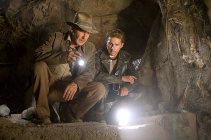 """Steven Spielberg - """"Indiana Jones and the Kingdom of the Crystal Skull"""""""