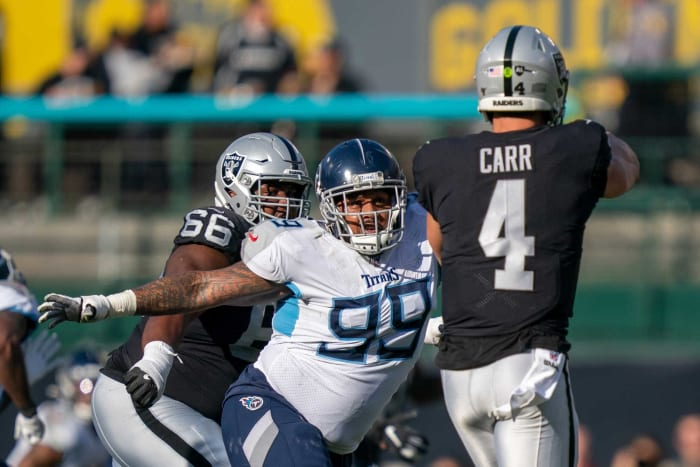 Tennessee Titans: Pass rush