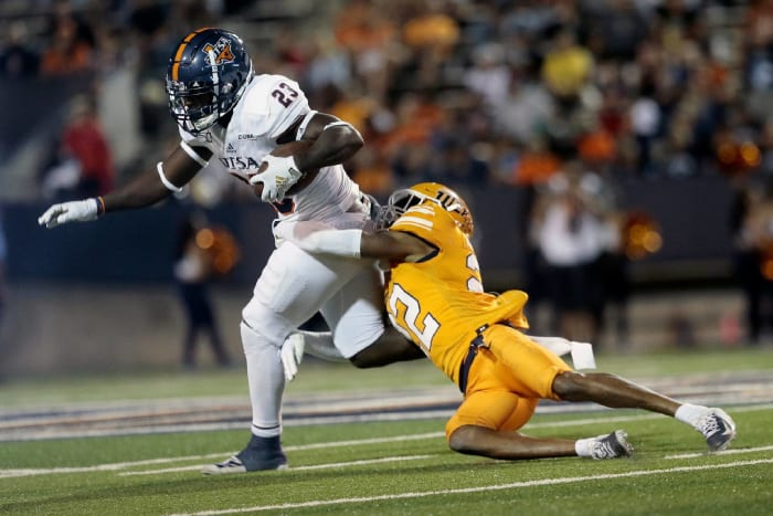 Frisco Bowl (Frisco, Texas): Houston vs. UT San Antonio, Dec. 19