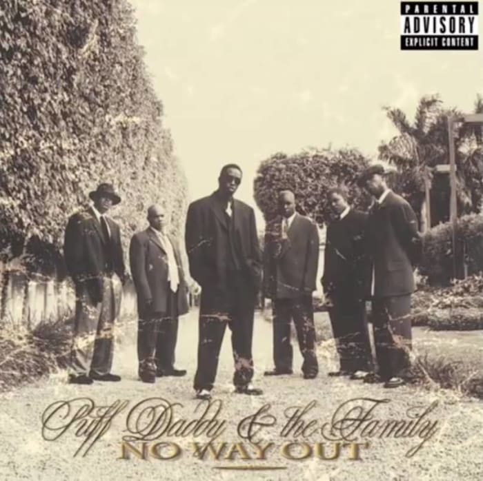 """""""Been Around the World"""" - Puff Daddy featuring The Notorious B.I.G. and Mase"""
