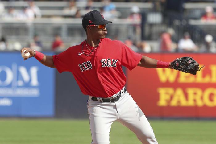 Boston Red Sox: Jeter Downs, SS/2B