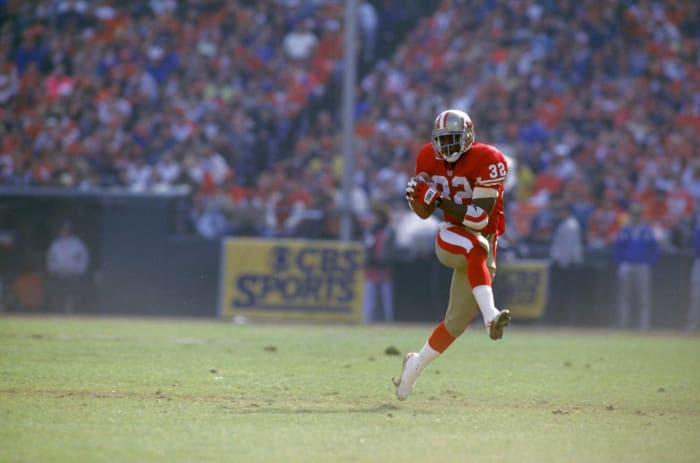 1992: Ricky Watters, 49ers