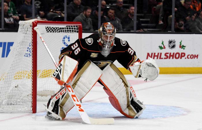 Anaheim Ducks: D
