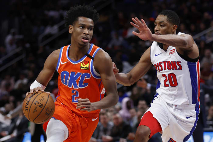 OKC Thunder: Is SGA a superstar in the bubble?