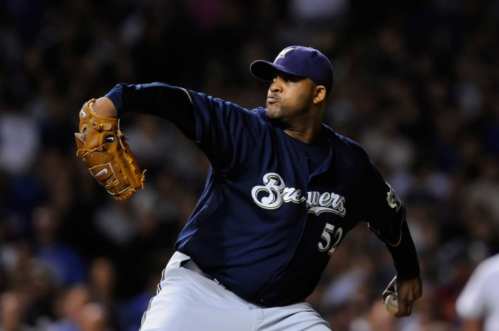 2008: Brewers acquire CC Sabathia from the Indians for four prospects