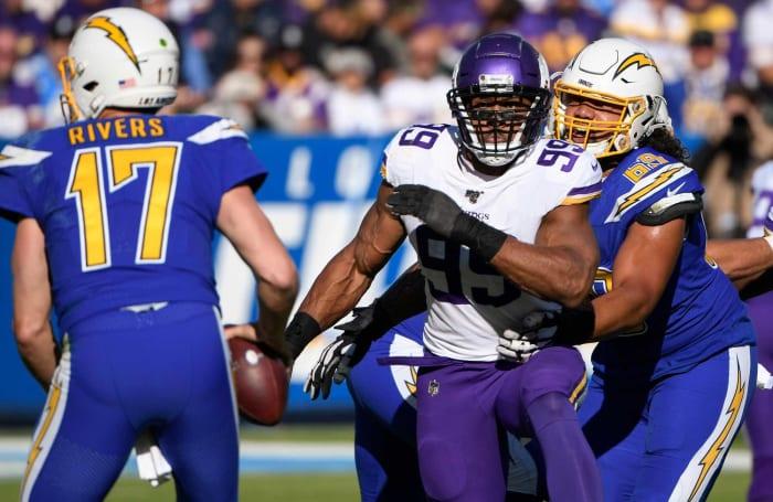 Minnesota Vikings: Defensive line