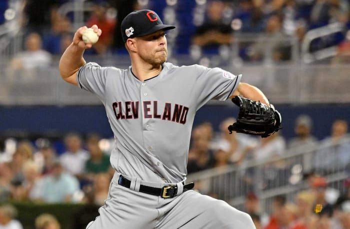 2010: Indians acquire Corey Kluber from the Padres for Jake Westbrook