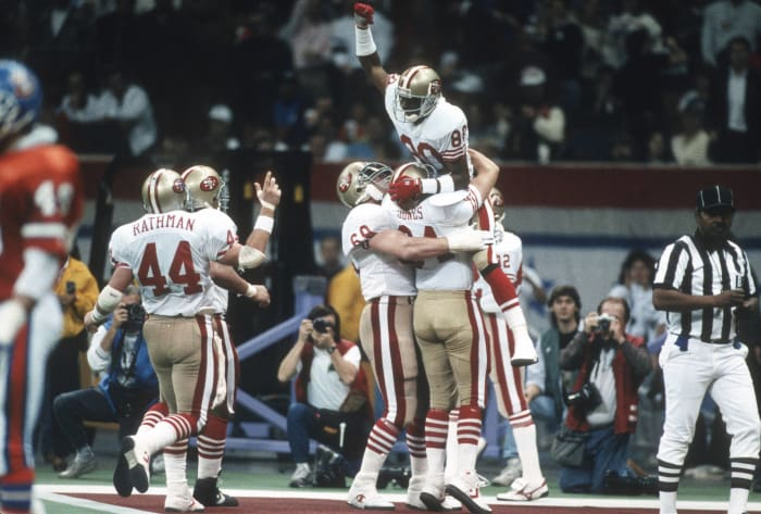 Super Bowl XXIV: The mother of all blowouts
