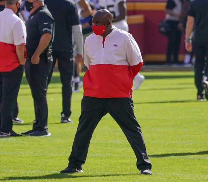 Chiefs: Eric Bieniemy, offensive coordinator