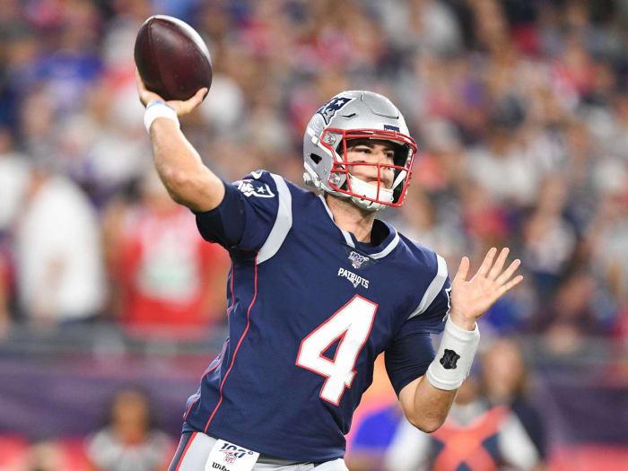 New England Patriots: Quarterback