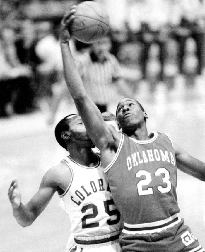 Oklahoma: Wayman Tisdale
