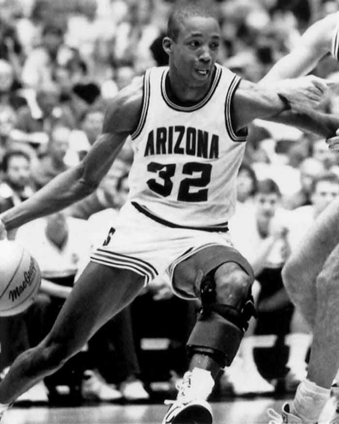Arizona: Sean Elliott