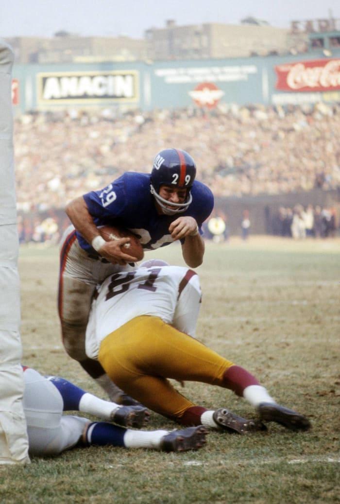 Gary Glick, DB, Pittsburgh Steelers (1956)