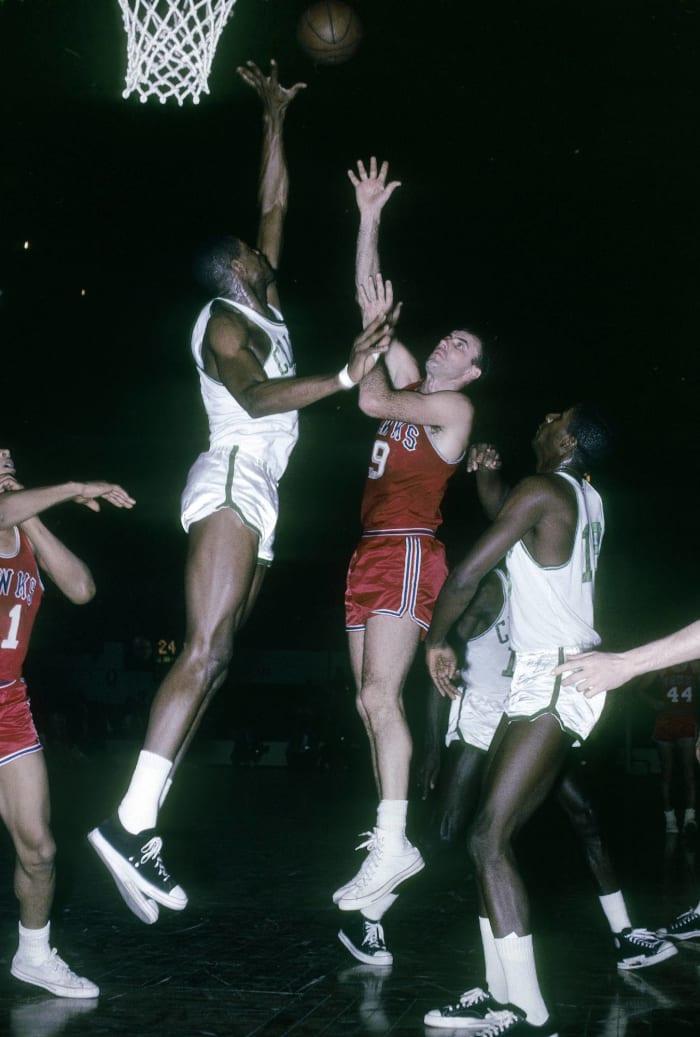 Atlanta Hawks: Bob Pettit