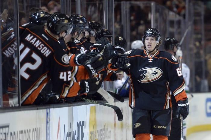 Anaheim Ducks: Rickard Rakell