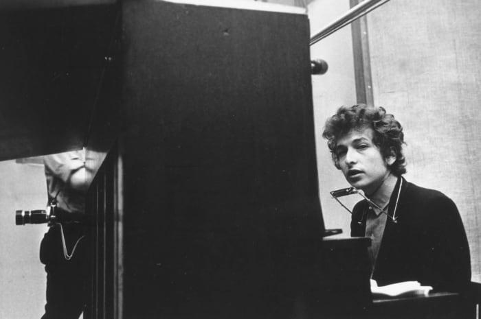 """Subterranean Homesick Blues"" (Bob Dylan, 1967)"