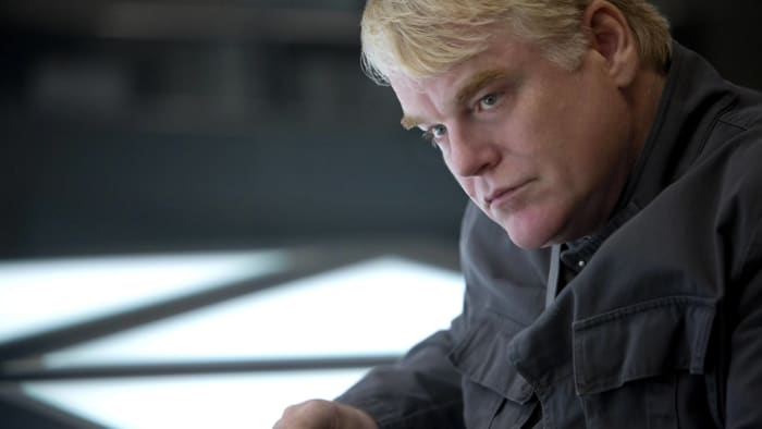 "Philip Seymour Hoffman - ""The Hunger Games: Mockingjay - Part 2"" (2015)"
