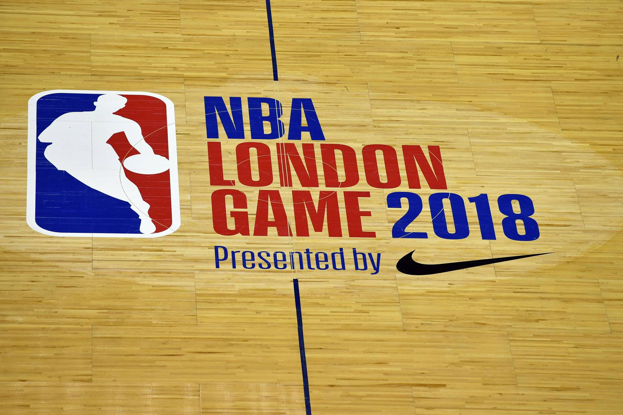 Boston Celtics beat Philadelphia 76ers at London's 02 Arena