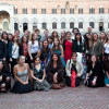 A student studying abroad with IES Abroad: Siena - IES Abroad Center