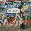 A student studying abroad with International Studies Abroad (ISA): Prague - Liberal Arts