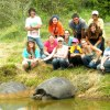 A student studying abroad with BCA Study Abroad: Quito - University of San Francisco de Quito