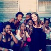 A student studying abroad with SIT South Africa: Multiculturalism & Human Rights