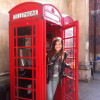 A student studying abroad with University of Georgia, Discover Abroad: England and Scotland - Summer Program