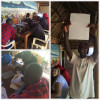 A student studying abroad with African Impact: Moshi Education & Community Project in Tanzania