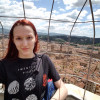 A student studying abroad with SRISA: Summer and Short-Term Sessions in Florence